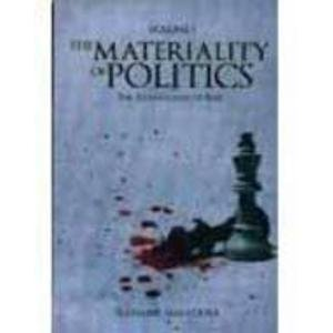 9781843317210: The Materiality of Politics Vol. 1: The Technologies of Rule