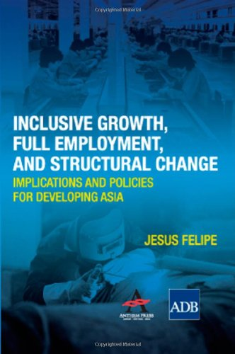 9781843317906: Inclusive Growth, Full Employment and Structural Change: Implications and Policies for Developing Asia (The Anthem-Asian Development Bank Series)