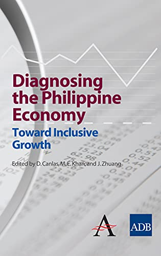 9781843317951: Diagnosing the Philippine Economy: Toward Inclusive Growth (The Anthem-Asian Development Bank Series)