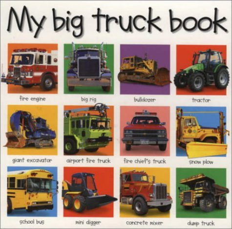 9781843320685: My Big Truck Book (Smart Kids)