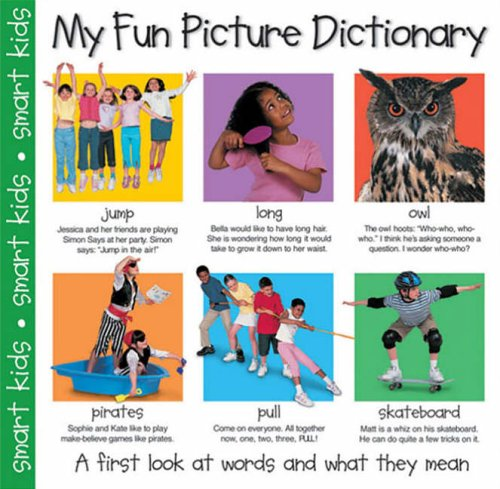 9781843320760: My Fun Picture Dictionary