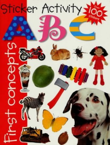 9781843321071: Sticker Activity - ABC