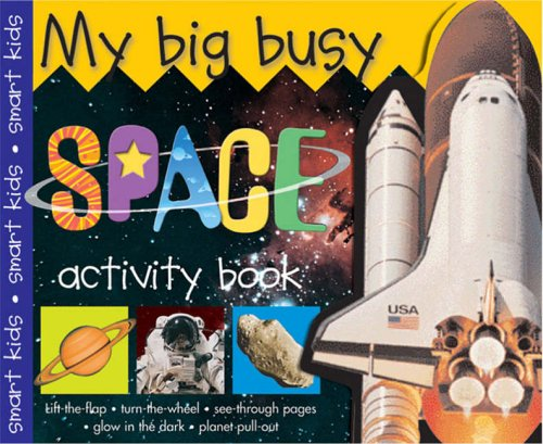 9781843321132: My Big Busy Space Activity Book (Big and Busy)