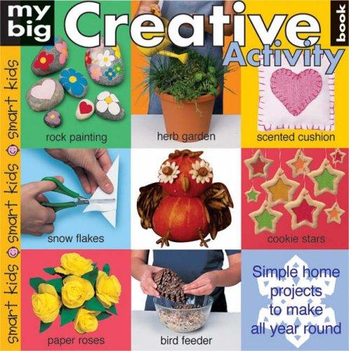 My Big Creative Activity Book: Priddy Book