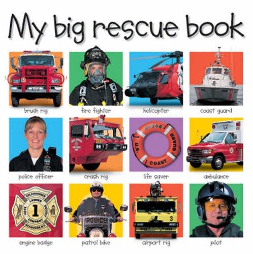 9781843322153: My Big Rescue Book