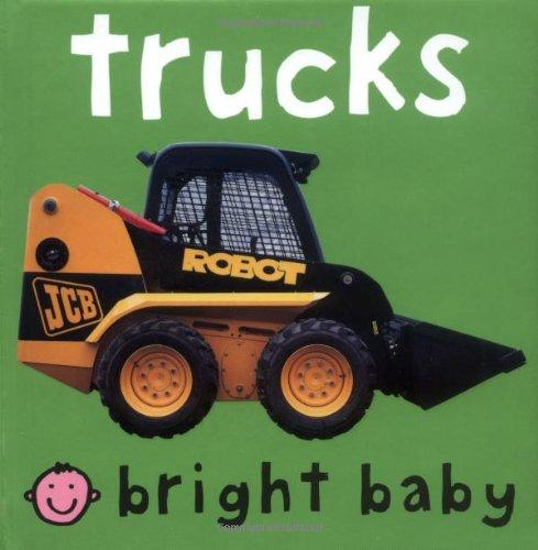 9781843322252: Trucks [BRIGHT BABY TRUCKS-BOARD]