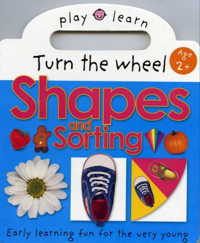 Turn the Wheel-Shapes and Sorting: Play and Learn