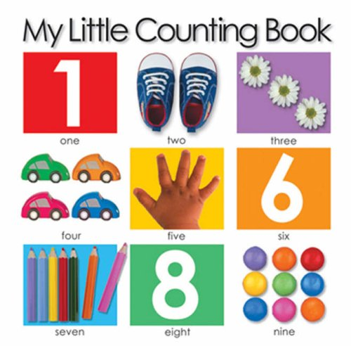 9781843322504: My Little Counting Book