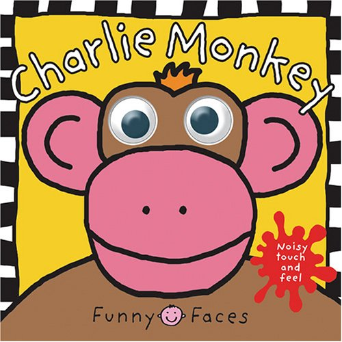 9781843323501: Touch and Feel Board Charlie Monkey