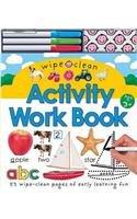 9781843323594: Wipe Clean Activity Work Book