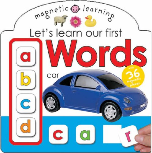 Magnetic Learning Words: Roger Priddy