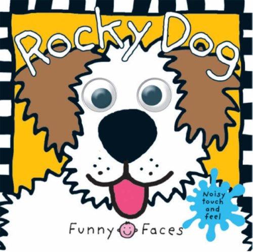 9781843324744: Funny Faces: Rocky Dog