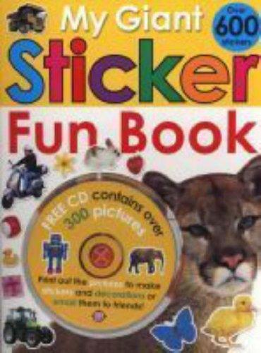 9781843325406: My Giant Sticker Fun Book