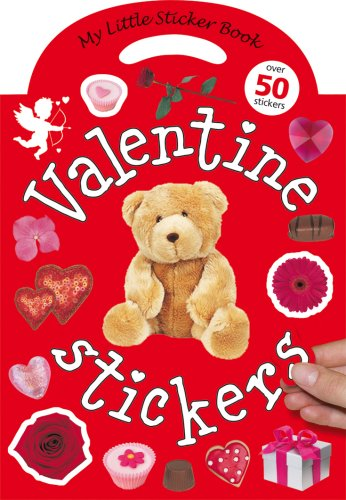 Valentine Stickers (My Little Sticker Books) (1843328348) by Roger Priddy
