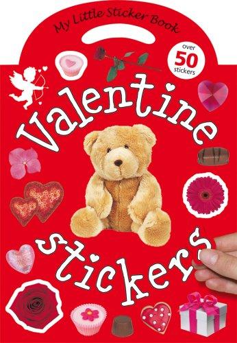 Valentine Stickers (My Little Sticker Books) (1843328348) by Priddy, Roger