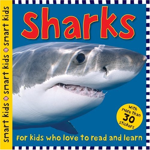 Sharks (Smart Kids Sticker Books) (1843328585) by Priddy, Roger
