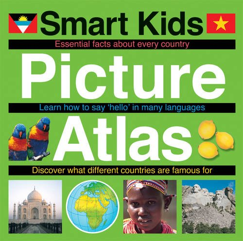 9781843329794: Smart Kids Picture Atlas (Smart Kids Reference)