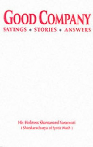 9781843330479: Good Company: Sayings - Stories - Answers