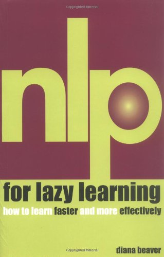 9781843330493: NLP for Lazy Learning: How to Learn Faster and More Efficiently