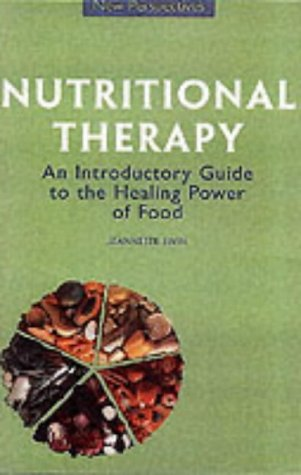 9781843335191: Nutritional Therapy (New Perspectives)