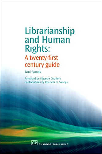 9781843341468: Librarianship and Human Rights: A Twenty-First Century Guide (Chandos Information Professional Series)