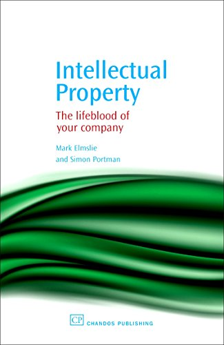 9781843341819: Intellectual Property: The Lifeblood of Your Company (Chandos Intellectual Property)