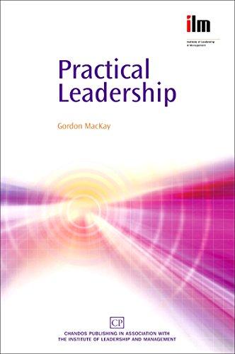 9781843342090: Practical Leadership