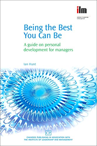 9781843342113: Being the Best You Can Be: A Guide on Personal Development for Managers