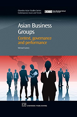 9781843342441: Asian Business Groups: Context, Governance and Performance (Chandos Asian Studies Series)