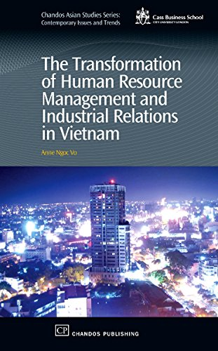 Transformation In The Management Of Human Resources: Vo, Dr. Anne
