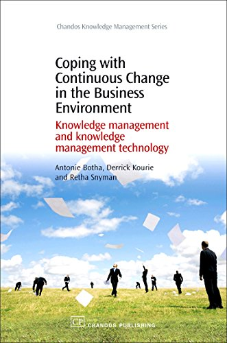 9781843343561: Coping with Continuous Change in the Business Environment: Knowledge Management and Knowledge Management Technology (Chandos Knowledge Management)