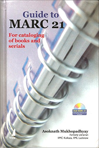 9781843344070: Guide to MARC 21 for Cataloging Books and Serials