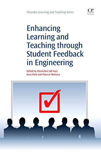 9781843346456: Enhancing Learning and Teaching Through Student Feedback in Engineering (Chandos Learning and Teaching Series)