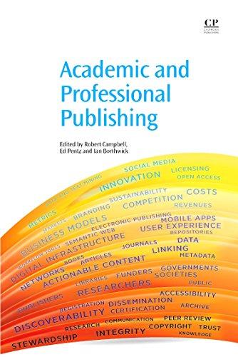 9781843346692: Academic and Professional Publishing (Chandos Publishing)