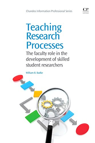 9781843346746: Teaching Research Processes: The Faculty Role in the Development of Skilled Student Researchers (Chandos Information Professional Series)