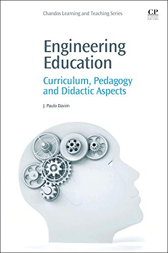 9781843346876: Engineering Education: Curriculum, Pedagogy and Didactic Aspects (Chandos Learning and Teaching Series)