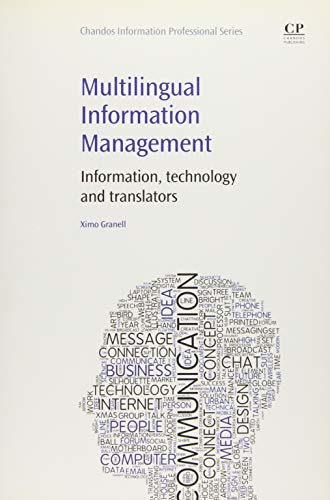 Multilingual Information Management: Ximo Granell