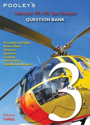 9781843361749: Pooleys Helicopter Question Bank: 3