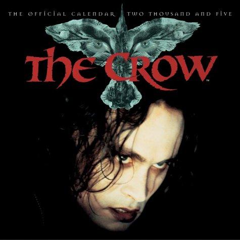 9781843372639: The Crow - Brandon Lee 2005 Wall Calendar