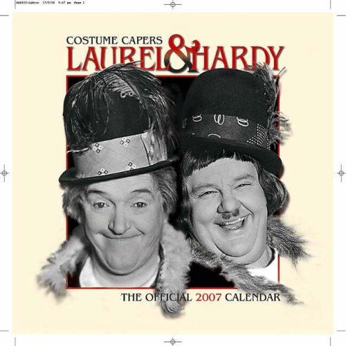9781843375319: Laurel and Hardy Calendar 2007