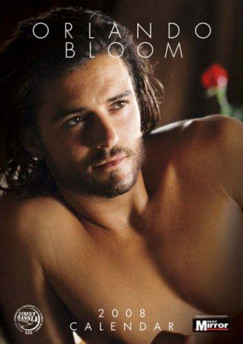 9781843378570: Orlando Bloom Calendar 2008 (A3 Calendar)