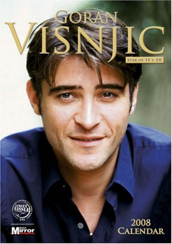 9781843378808: Goran Visnjic (ER) Calendar 2008