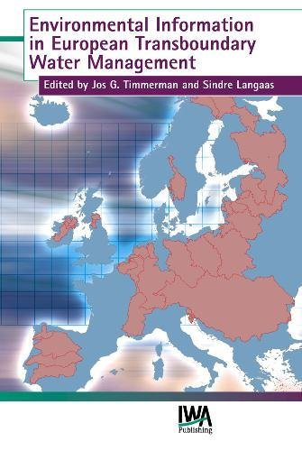 9781843390381: Environmental Information in European Transboundary Water Management