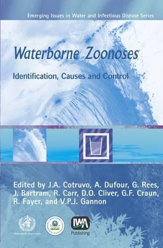 9781843390589: Waterborne Zoonoses (WHO Water Series)