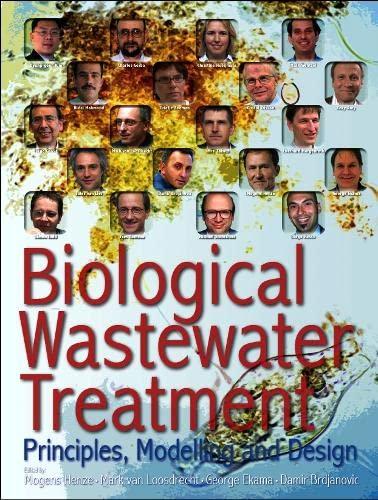 Biological Wastewater Treatment (Hardback)