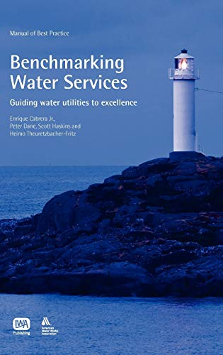 9781843391982: Benchmarking Water Services: Guiding water utilities to excellence (Manual of Best Practice)