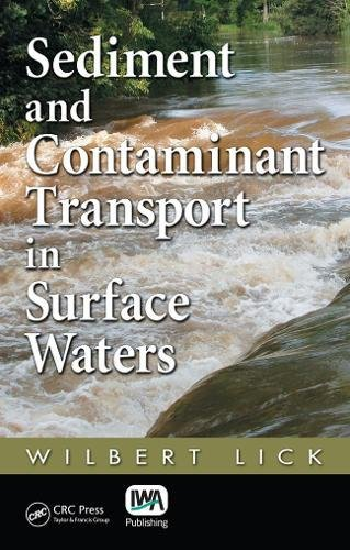9781843392293: Sediment and Contaminant Transport in Surface Waters