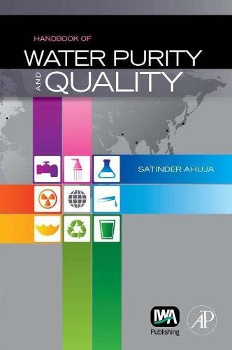 9781843393184: Handbook of Water Purity and Quality