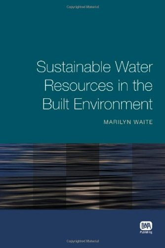 9781843393238: Sustainable Water Resources in the Built Environment