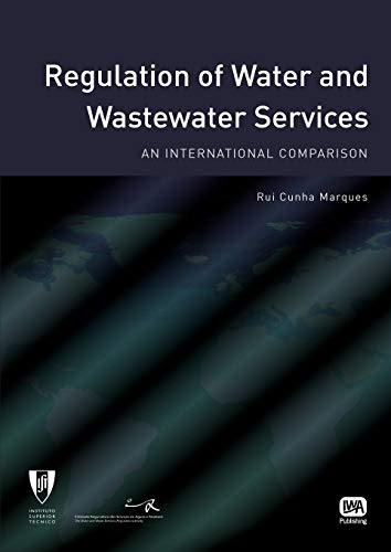 9781843393412: Regulation of Water and Wastewater Services: An International Comparison